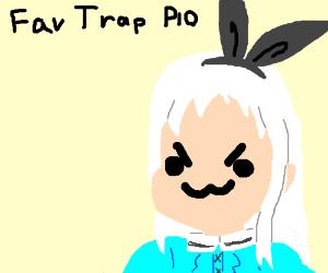 Favorite trap PIO (venus flytrap)