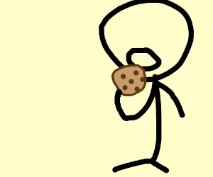 Eating a Cookie