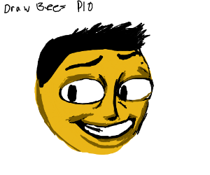 Draw anything but a bee PIO