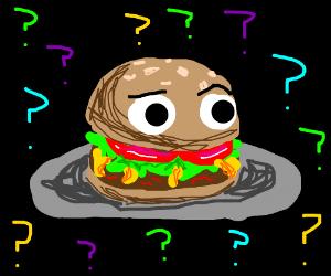 confuzzled burger