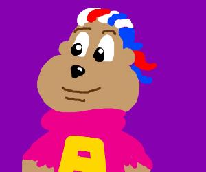 Punkrock Chipmunk