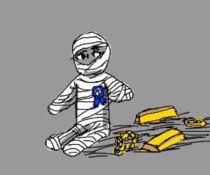 Really excellent little mummy