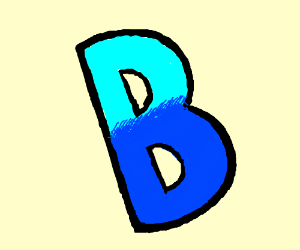 a drawception B