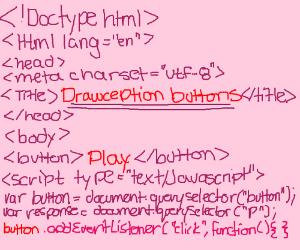 Drawception Buttons