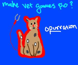 make vet games pio