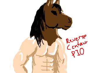 Reverse Centaur pass it on