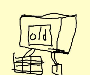 Antique Internet
