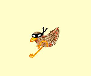 Chicken ninja