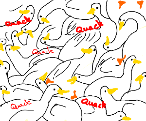Draw all the ducks