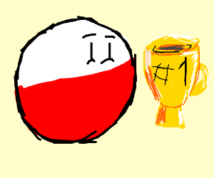 Polandball is #1