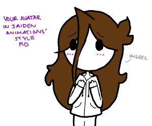 your avatar in jaidenanimations styla pio