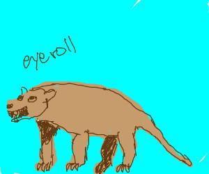Sarcastic Sarkastodon