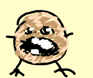 ugly potato man