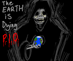 [PIO] The Earth is Dying