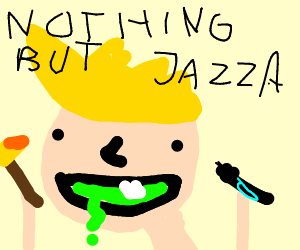 nothing to do with Jazza