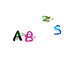 fighting alphabet