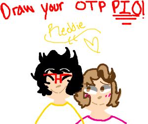 Draw your OTP! PIO