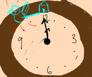 Kookoo clock?