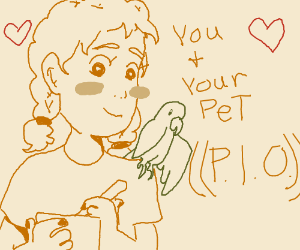 You and your pet (PIO)