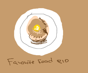 Favorite food PIO