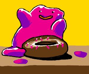 Jelly Filled Donut (Pokemon)
