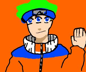 Radioactive Naruto