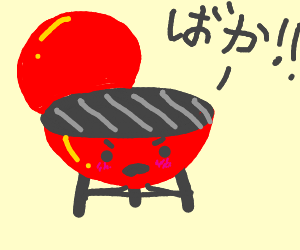 Anime Grill