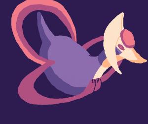 Cressilia from Pokemon