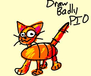 Draw Badly PIO
