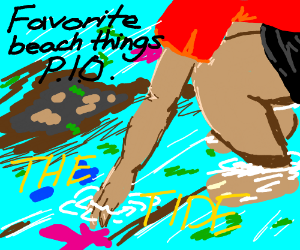 Favorite beach things, pass it on!