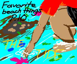 Favorite beach things, pass it on!