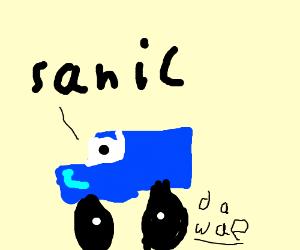 sonic mcqueen