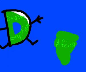 Drawception country