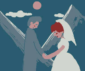 Married in the Mountains
