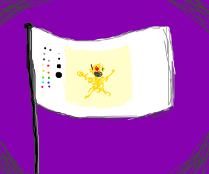 Flag and drawception panel