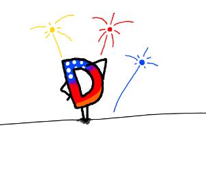Drawception patriotism