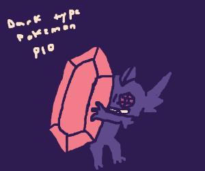 Dark Type Pokemon PIO