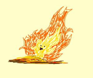 sentient fire