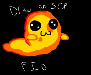 Draw an SCP (PIO)