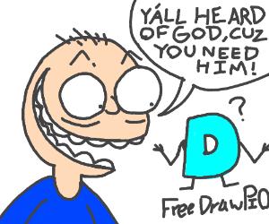Free Draw P.I.O (Great drawing btw!)
