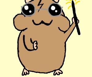 harry potter hamster