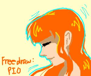 free draw pio E(=)-<