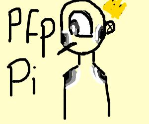 Your PFP as King Bushwick PIO