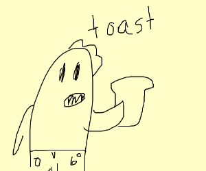 roasty toasty ghostie