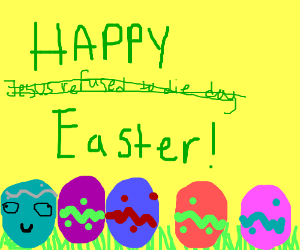 easter card?