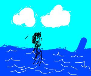 Ocean, get yourself some Jesus