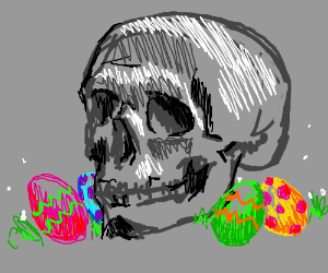 DEATH and Easter
