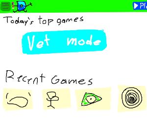 Normal games never get top lol