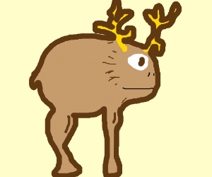 Potato moose