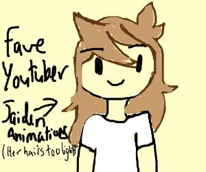 Favorite Youtuber PIO